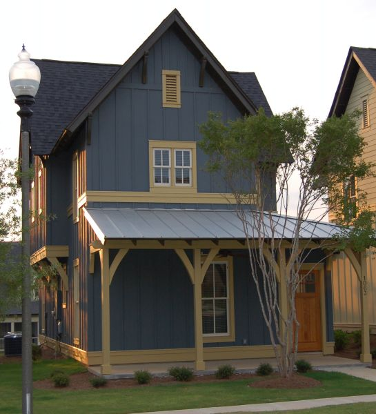 3BR - Loblolly Cottages Street View